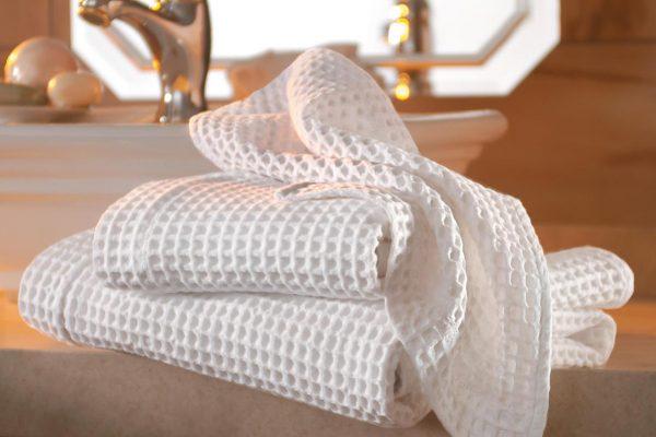отбелить полотенца в микроволновке