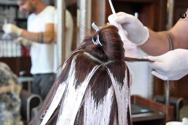 как вывести пятна от краски для волос