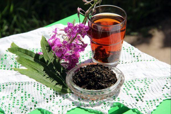 как ферментировать иван-чай
