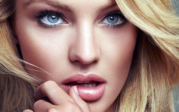 Макияж для блондинок - правила цветовых решений